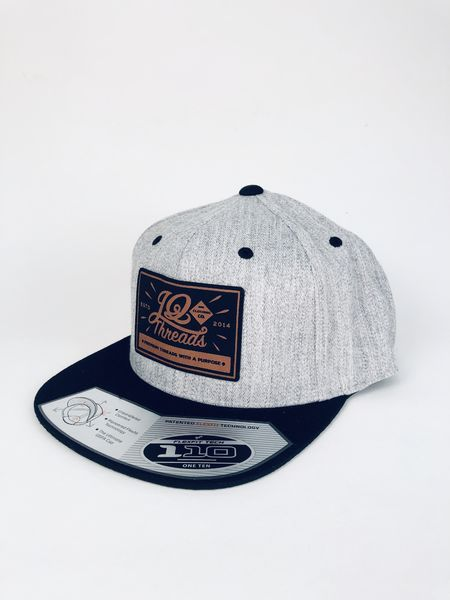 JQThreads Patch, Snapback Hat